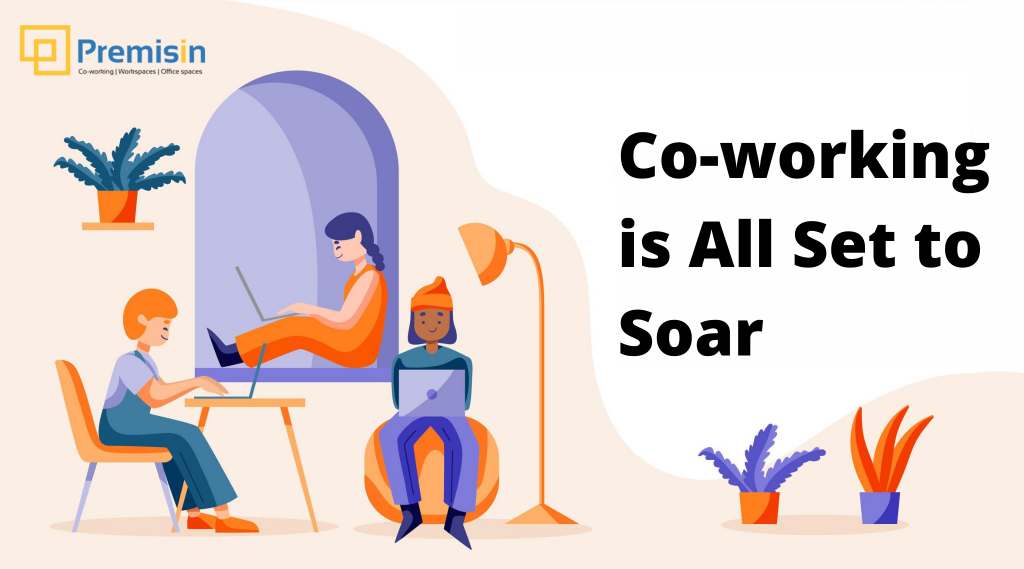 Co-working is all set to soar