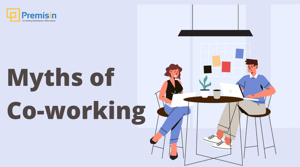 Myths of Co-working