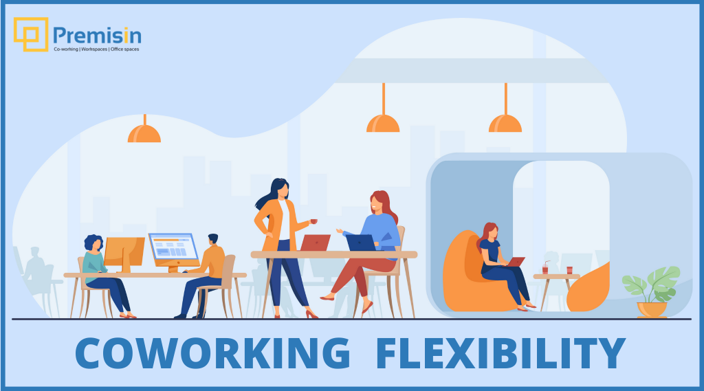 Does Coworking have anything to do with flexibility?